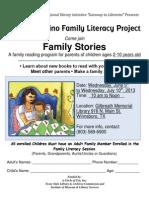2013 GML Latino Family Literacy Session English Vers