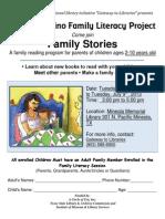 2013 MML Latino Family Literacy Session English Vers