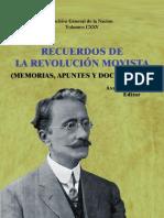 Recuerdo de La Revolucion Moyista