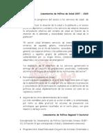 Lineamientos 2007-2020
