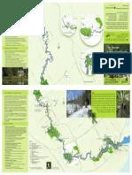 Carte parc linéaire st-charles