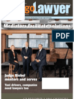Chicago Lawyer magazine - February issue