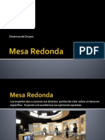 Dramatización y Mesa Redonda