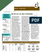 0613 Newsletter