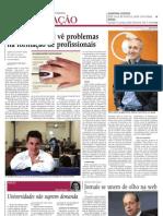 Gazeta Mercantil - Curso de Comunicação Digital