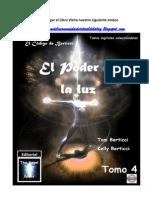 Tomo 4 El Codigo de Berticci _El Poder de La Luz_