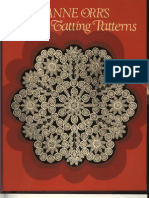 Classic Tatting Patterns by Anne Orr