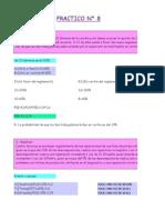 PRACTICO 8 PROBLEMAS DE CORRELACION Y REGRESION LINEAL.xlsx