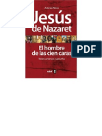 ANTONIO PIÑERO JESUS DE NAZARETH