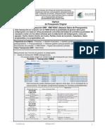 FM02_Carga de Presupuesto Original
