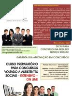 DICAS CONCURSOS 18