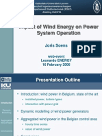 impact wind system