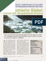 Calentamiento Global y Sus Efectos Para Chile