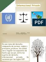 derechointernacionalprivado-130303230622-phpapp01