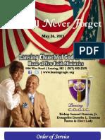 5-26-13 Sunday Program Final