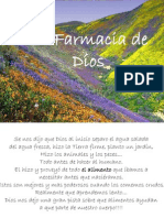 God's Pharmacy (espaol).pps