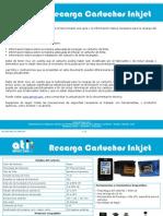 Recarga HP 92
