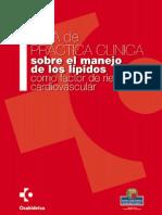 Guia de Practica Clinica Manejo de Lipidos