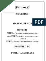 Design of Arch Slab