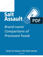 Salt Report Update