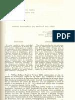 Esbozo Biogeografico William Bollaert