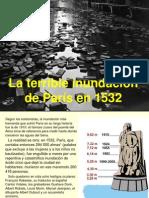 Paris Inundado 1532 - El irreverente humor de Rabelais