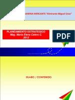 Asig. Planeamiento Estrategico 2013 s1 - s9