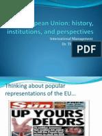 EU Lecturee