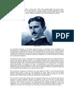 Biografia Nikola Tesla
