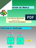 Program Mati on Maple