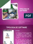 Tipologia de Software