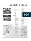 Sustainable Village Catalog