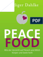 Ruediger Dahlke - Peace Food