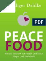 Ruediger Dahlke - Peace Food
