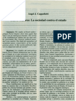 Cappelletti - Pierre Clastres. La Sociedad Contra El Estado
