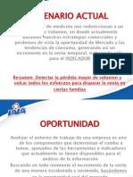 Análisis para el Desarrollo de estatrategías Comerciales 11_2012