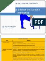 Conceptos Basicos de Auditoria Informatica