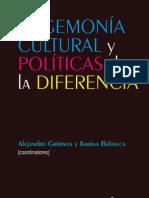 Alejandro Grimson - Hegemonia Cultural