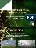 +++iluminación para horticultura