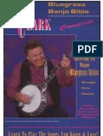 (Method of Banjo) Roy Clark Bluegrass Banjo Bible Complete