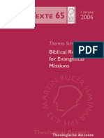 Biblical Reasons for Evangelical Missions - Thomas Schirrmacher