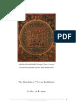 Martin Brauen - The Mandala en Tibetan Budhism