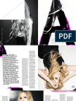 Avril Awakens - Nylon cover story June/July 2013 on Avril Lavigne