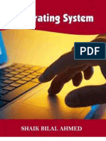 Bilal Ahmed Shaik Operating System Manual