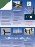 Elk-Skegemog Lakes Association Brochure