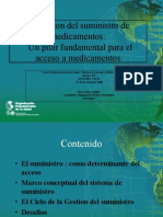 Gestion Suministro Medicamentos-OPS-Nora Giron