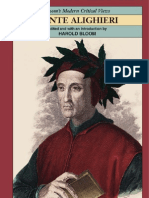 Alighieri, Dante Critical Views