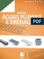 Catalogo Predial Aguaspluviais e Drenagem
