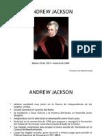 Unidad 4 Andrew Jackson y la expansión Norteamericana - Fernando Taborda