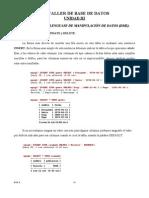 Taller de Base de Datos_ISC Unidad III
